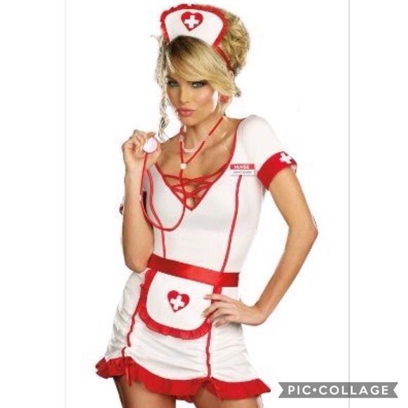 Dreamgirl Other Sexy Nurse Halloween Costume Poshmark